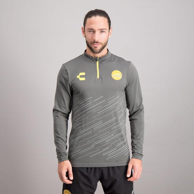 Pullover Charly Sport Concentración Dorados para Hombre