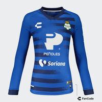 Jersey Santos Visita ML Portero Femenil 2021/22