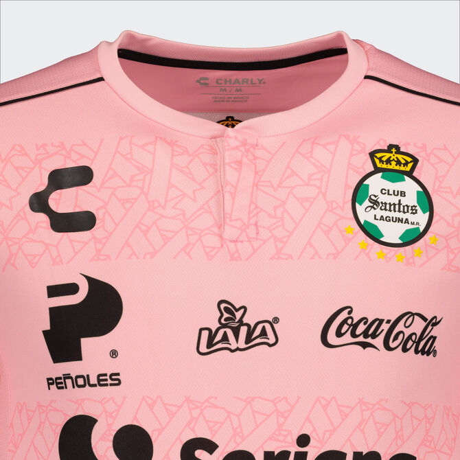 Jersey Santos Rosa Edición Especial para Hombre 2019/20