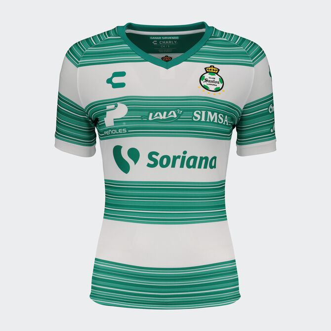 Santos Home 2020/21 Jersey for Women