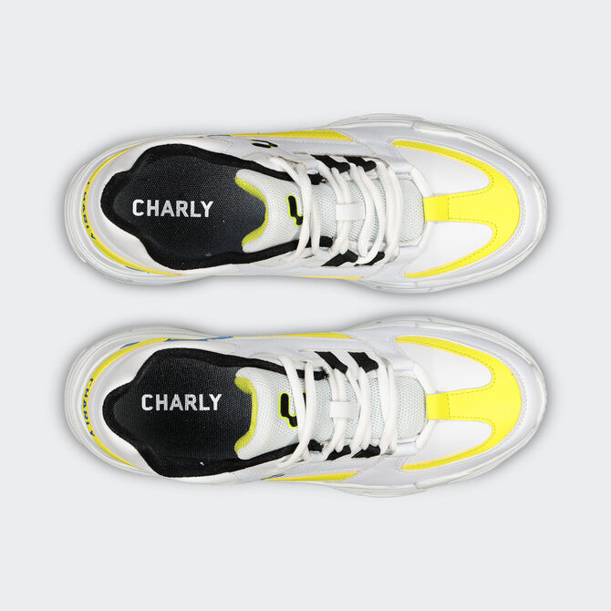 Tenis Charly City Fashion Sport para Hombre